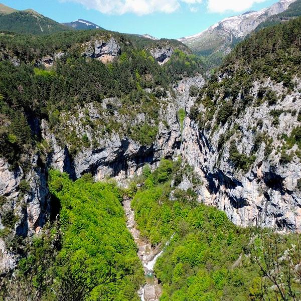 Valle de Escuain