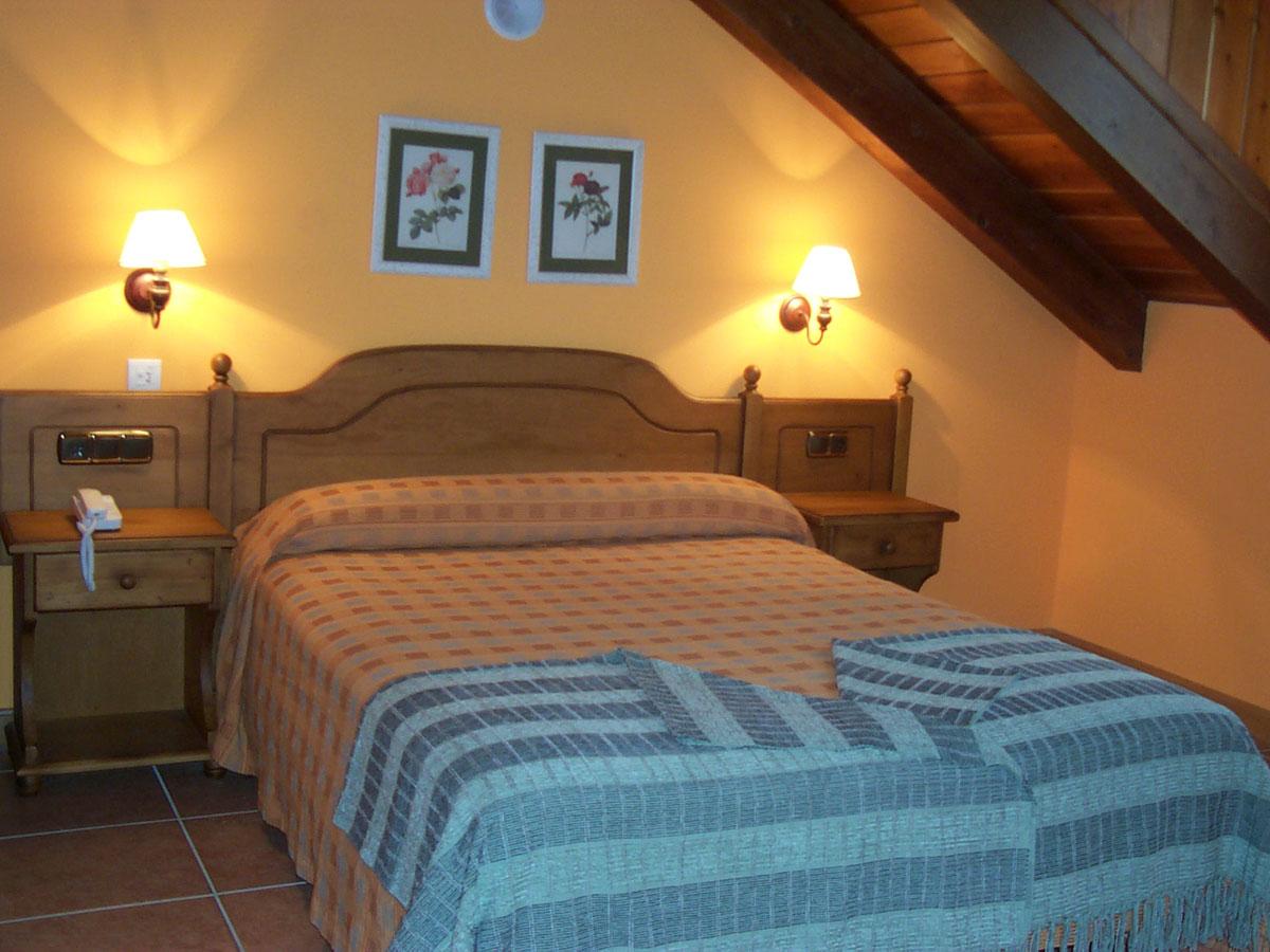 Habitación Hotel Palazio